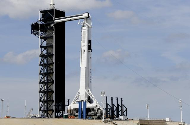 SpaceX Crew Dragon capsule suffers 'anomaly' in testing