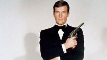 Roger Moore's Career in Photos: James Bond and Beyond