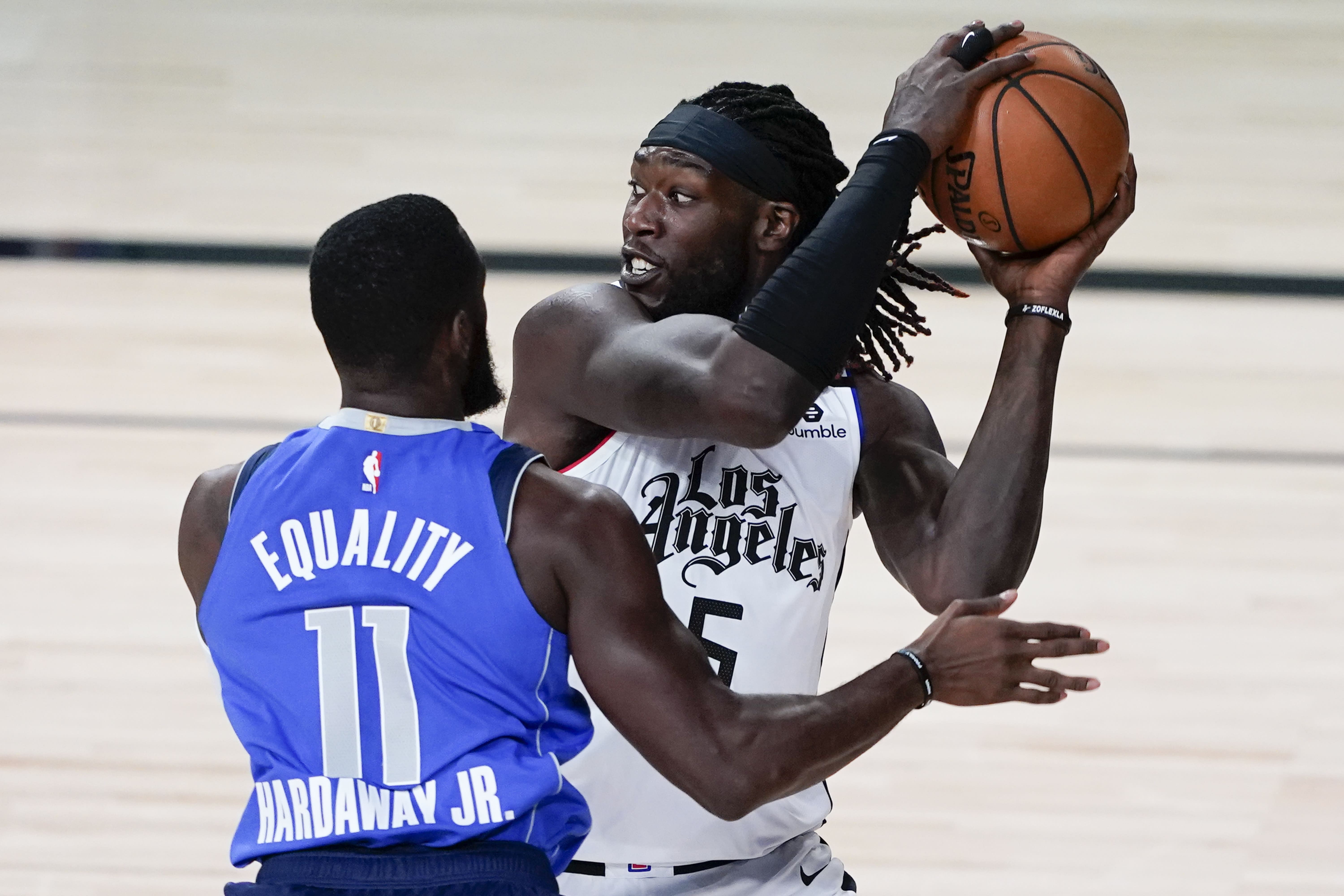 Twitter went all-in on Clippers Montrezl Harrell after venting about Falcons loss