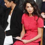 Watch Amal Clooney Explain the Importance of Nobel Peace Prize Laureate Nadia Murad's Work