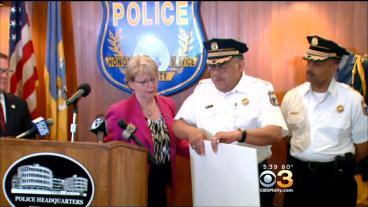 Philadelphia Police Foundation Receives Funding For Equipment