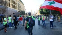 """Les Libanais marquent le 1er anniversaire de leur """"révolution"""""""