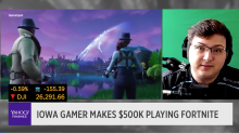 17-year-old gamer explains how he made $500,000 playing 'Fortnite'