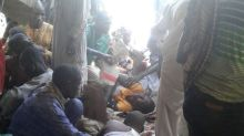 """""""I saw intestines on the ground"""" - aid worker recalls Nigerian refugee camp bombing"""