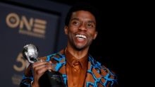 Chadwick Boseman: Tributes paid to 'true fighter' and Black Panther star after death from cancer aged 43