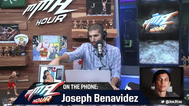 The MMA Hour - Episode 197 - Joseph Benavidez