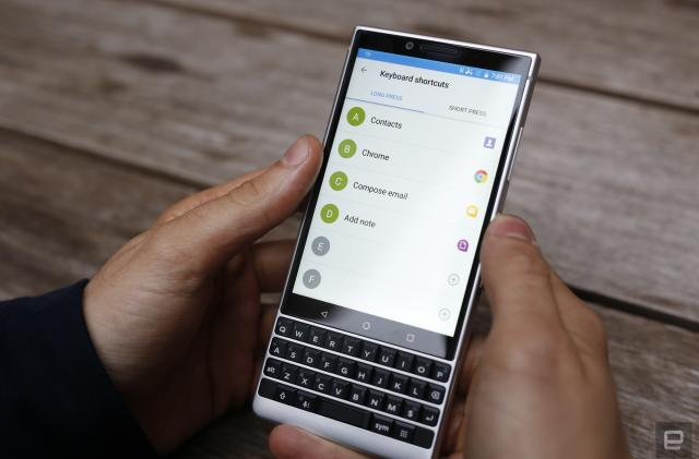 The 5G BlackBerry could be 'the most American-made phone out there'