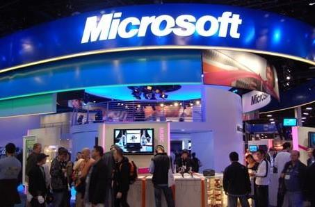 CES 2009: The Microsoft outer hub of booth games