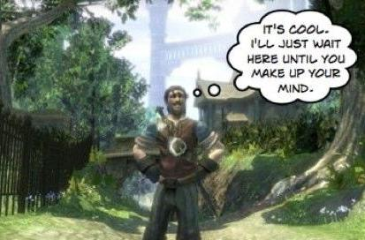 Molyneux: Fable II online co-op patch may make launch