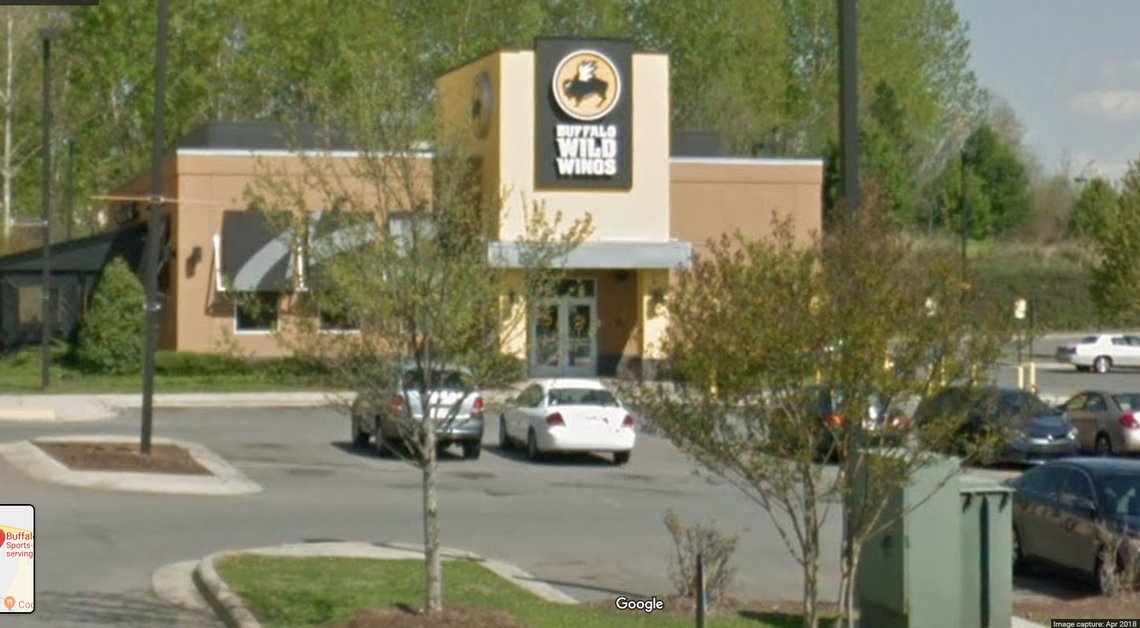 Armed suspect shot in clash with Gastonia officer at Buffalo Wild Wings, NC cops say
