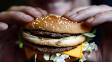McDonald's loses round in Big Mac trademark dispute