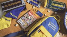 Blockbuster returns from the dead with a millennial-focused pop up store