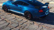 Salão de Detroit: Novo Ford Mustang Shelby GT500 surge com mais de 700 cv