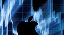 Acciones Apple suben más de 7 pct por resultados; valorización de 1 billón dlrs vuelve a estar cerca