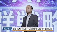 SoftBank IPO Underwriter SBI Says It Made An Error Allocating Shares