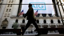 AIG quarterly profit falls 17 percent as general insurance business weighs