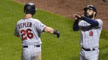 Kepler homers and Twins beat Cubs and Darvish 4-0