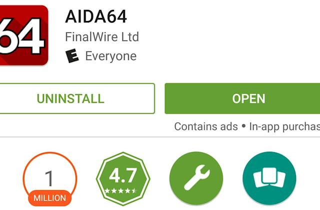 Google Play warns you when apps contain ads