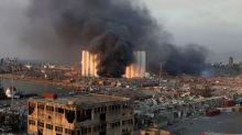 Ammonium nitrate stored at site of massive Beirut explosion: Officials