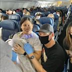 Unexpected passenger: Woman gives birth to premature baby aboard Delta flight to Hawaii