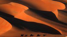El aparato milagroso que convierte el aire en agua incluso en el desierto
