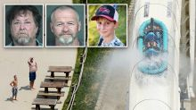 Jury acquits workers after 10-year-old decapitated on waterslide