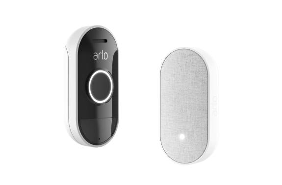 Netgear's Arlo is launching a smart doorbell