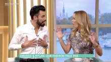 'This Morning': Rylan Clark reveals he 'lost his nipples' on 'The X Factor'