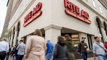 Rite Aid shares up after quarterly earnings miss