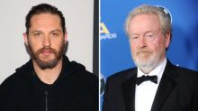 Netflix Picks Up Navy SEAL Movie Starring Tom Hardy; Ridley Scott to Produce