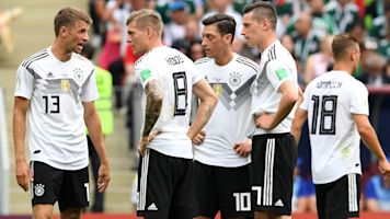 Did Mexico loss cause Germany to turn on star?