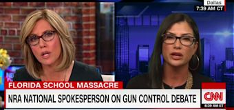 'How dare you,' CNN host tells NRA official