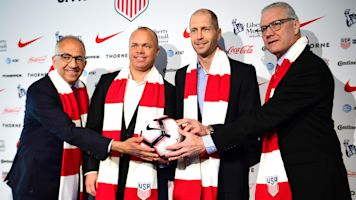 U.S. Soccer in midst of crucial transition process