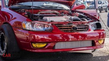 Toyota「真神車」來的!Corolla「1.8L渦輪改」居然有708hp