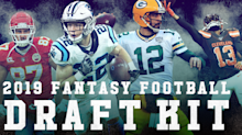 Yahoo Fantasy Football Draft Kit: Rankings, sleepers and last-minute advice to get you ready