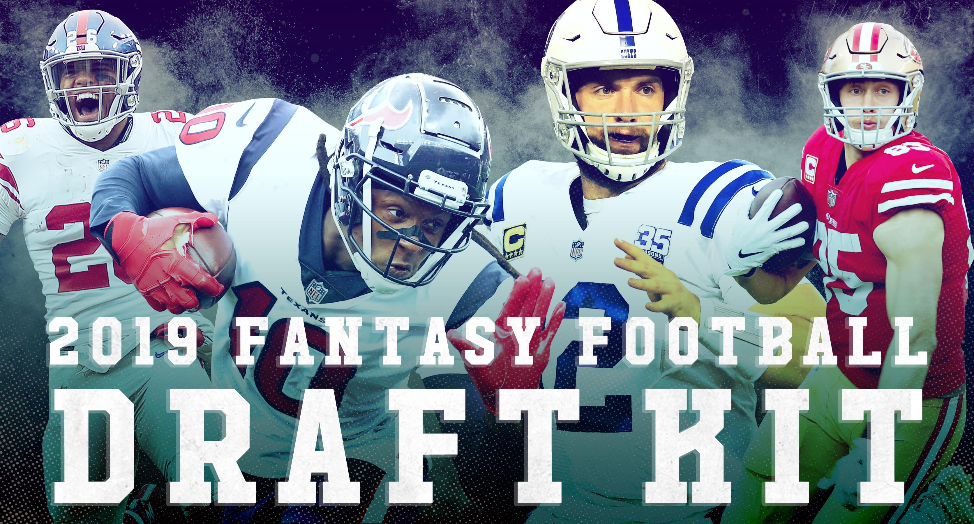 Fantasy Football Draft Kit: 2019 rankings, sleepers and