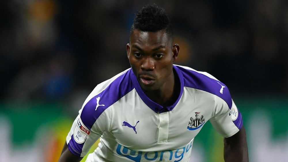 Cardiff City 0 Newcastle United 2: Atsu and Hayden keep title dreams intact
