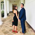 Are Donald Trump Jr. and Kimberly Guilfoyle About to Pull an Ariana Grande-Pete Davidson?