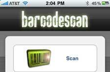 The Barcodescan Pro app helps you find the best price