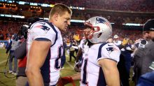 Rob Gronkowski thinks Julian Edelman could make a return to NFL