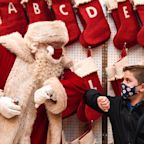 US plan to give Santa Claus early Covid shots cancelled