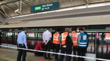 'Software logic issue' was root cause of Joo Koon train collision: LTA