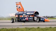 Bloodhound land speed record project is axed after failing to attract rescue funding