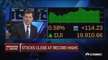Santoli: All eyes on Yellen and Trump in Dow march to 20,000