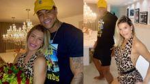 Léo Santana diz que deve se casar em abril com Lore Improta
