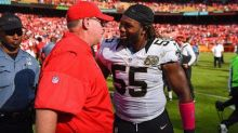 Report: Darryl Tapp joining 49ers staff as assistant defensive line coach