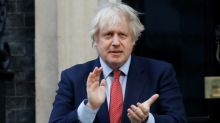 UK's Johnson offers visas for millions in Hong Kong