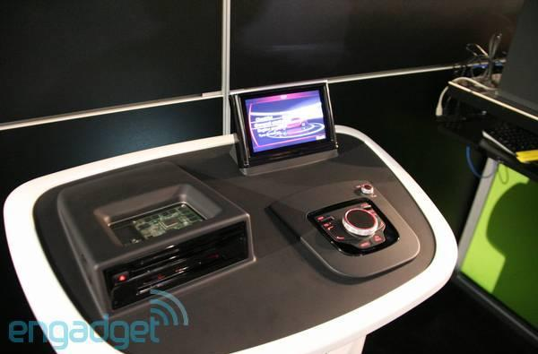 Next-generation Audi MMI Touch dashboard with NVIDIA Tegra-power hands-on (video)