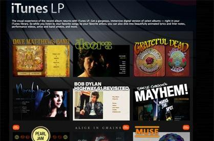 Apple says iTunes LPs don't cost labels $10,000, will be available to indies