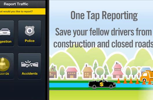 Telenav Scout adds real-time, user-reported traffic data to iOS and Android apps